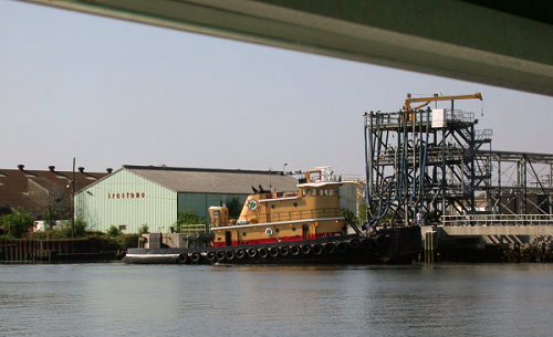 Colonial Oil Terminal - Savannah Port Journal