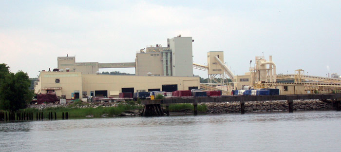 Georgia Pacific - Savannah Port Journal