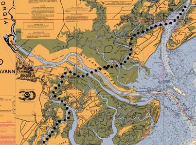 Intracoastal Waterway (ICW) - Savannah Port Journal
