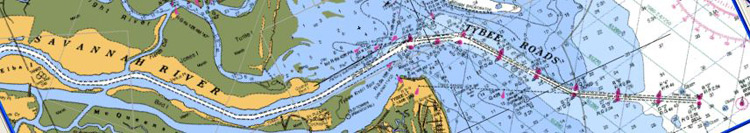 Outer Marker map - Savannah Port Journal
