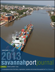 Savannah Port Journal - cover